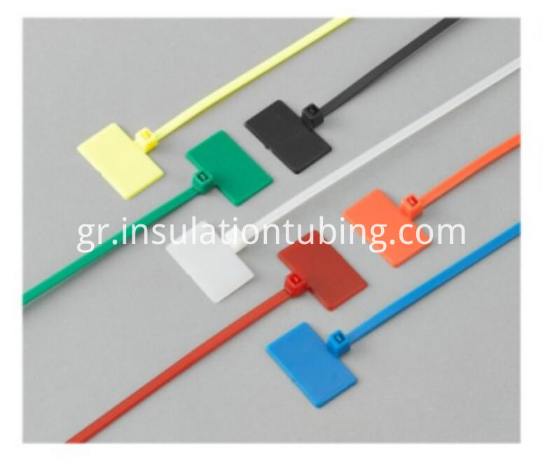 Nylon Marker Cable Ties