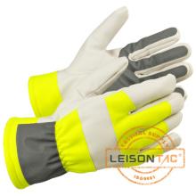 Светоотражающие полицейские перчатки (MYST-10)