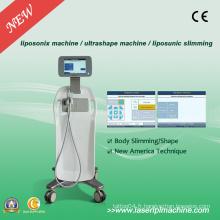 Hifu Hifu Slimming Liposonix Fat Killer Machine Ls08