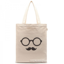 Promotion Reusable Canvas Shoulder Shopping Tote Bag, in 100% Cotton