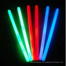 2017 Ningbo al por mayor, forma flexible Glow Stick química