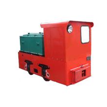 Locomotora de batería eléctrica de minería subterránea de 2.5 toneladas