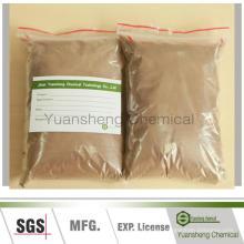 Aditivo de hormigón de formaldehído Naftaleno Sódico (FDN-C)