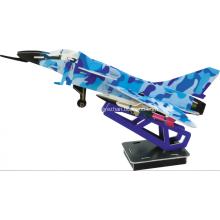 3D J-10 Puzzle d'avion