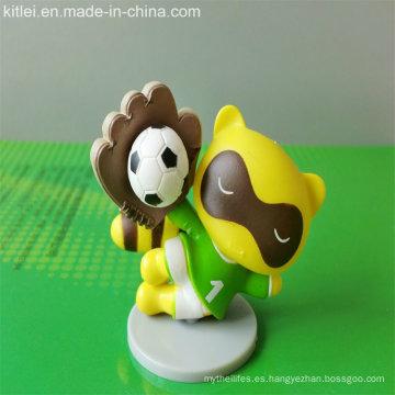 Estatuilla de personaje de PVC de Hotsale Plastic Animal Figure