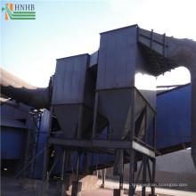 Colector de polvo industrial del ciclón para la eliminación fibrosa del polvo