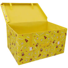 home use foldable storage non woven boxes