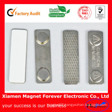Metal Magnetic Name Badges for Name Tags