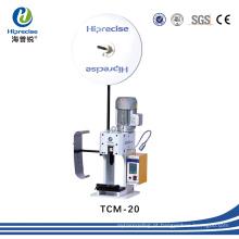 Alta precisão máquina de prensagem de cabo plano de cabo plano totalmente automática