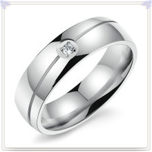 Crystal Jewelry Stainless Steel Jewelry Finger Ring (SR238)