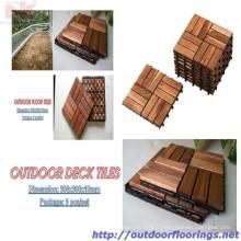 Mobilier d'extérieur DIY Deck Tile