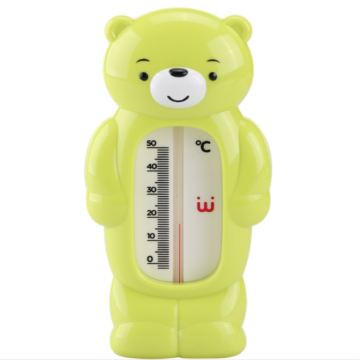 A0325 Cartoon Beer babyaccessoire zwemwaterthermometer