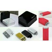 Várias caixas plásticas para fabricantes de eletrônicos