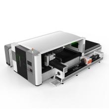 Tubo de metal de corte por láser de fibra CNC