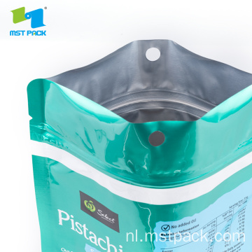 Ziplock Stand Up tassen voor noten