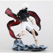 De alta calidad de PVC personalizado figura muñeca de juguete de publicidad