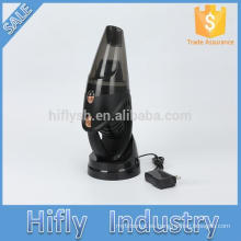 Aspirador de coche de alta potencia: 120 vatios, succión de 4,5 kpa con 2 filtros Hepa, aspiradora portátil autohidratada y seca portátil para el cabello de mascotas,