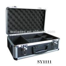 tragbare Aluminium-Gehäuse für Kamera mit verstellbaren Innenfächer Hersteller