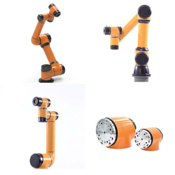 Industrieller 6-Achsen-Multifunktionsmanipulator-Roboterarm