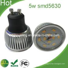Новый продукт GU10 5W Samsung 5630 SMD Светодиодные пятно света (GM-MR16-5W-СС)