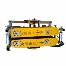 Duct Optic Cable Tractor Fiber Traction Machine