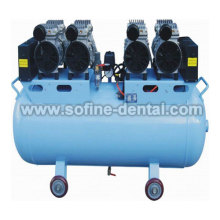 Oilless, Silent Dental Air Compressor