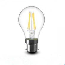 UL FCC CE A55 3.5W 2200k 2700k Dimmable LED Light Bulb
