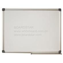 Pizarra de escritura magnética de limpieza en seco / Pizarra blanca (BSTCG-D)