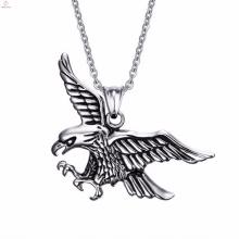Наиболее Популярные Ожерелье Из Нержавеющей Стали Кулон Орел
