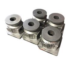 Cuerpo de válvula de fundición de inversión de acero inoxidable OEM 316