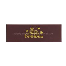 Colorful Print Cardboard Cuisine Spoon Boîtes d'emballage