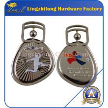 Medalla de deportes de metal enchapado en níquel