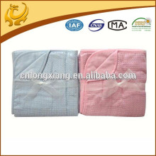 100% bambou fiber newborn bamboo baby blanket