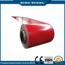 Dx51d grau Nippon Z80 0,45 mm PPGI Prepainted bobina de aço galvanizada