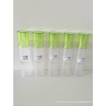 150ml Pet Plastic Cosmetic Flasche für Hautpflege Spray und Lotion