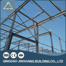 Construção de estruturas de aço de armazém de oficinas com Certificação CE