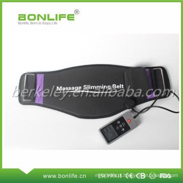 Perda de peso elétrica e fitness emagrecimento cinto de massagem automática