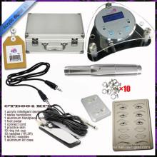 Tatuagem acrílico e kits de maquiagem permanente, kits de maquiagem permanente digital, kit de kit de maquiagem permanente permanet
