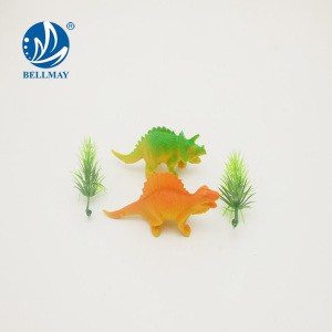 Low price kids promotion mini animal toy set for gift