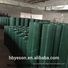 Anping manufacturer cheap fences decorative garden fencing 4x4 welded wire mesh