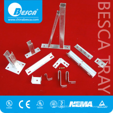 Acero inoxidable SS304 / SS316 41x41 y 41x21 y 41x62 Puntal de acero Unistrut Channel (ISO9001 Listed Factory)