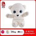 En71 Padrão Bonito e seguro de pelúcia Brinquedos de urso polar