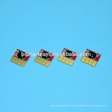 4-Farben-Reset-Chip für HP 711 Permanent-Chip für HP 711 T120 T520 Plotter