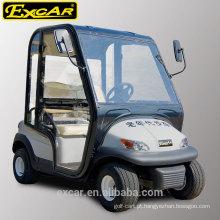 EXCAR 2 lugares carrinho de golfe elétrico china carrinho de golfe carro elétrico carrinho de golfe scooter