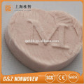 DIY compressed mask natural pink nonwoven fabric compressed mask
