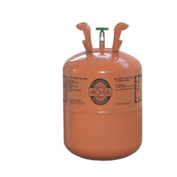 Refrigerant Gas R404a 24lb Disposable Cylinder