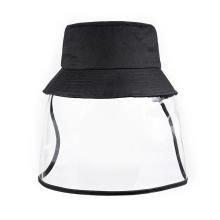 Verhindern Sie Tröpfchen Gesichtsschutzmaske Schutz Eimer Hut