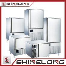 ShineLong CE Heavy Duty Supplier Hot Sale commercial kitchen refrigerator freezer