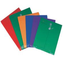 Строка конверты мешок с хлопчатобумажной ленты