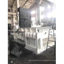 Máquina automática de prensa hidráulica para desechos metálicos